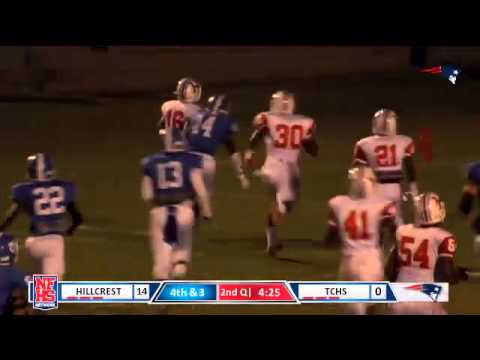 Hillcrest 73 Yd Punt Return For TD By Cagan Campbell