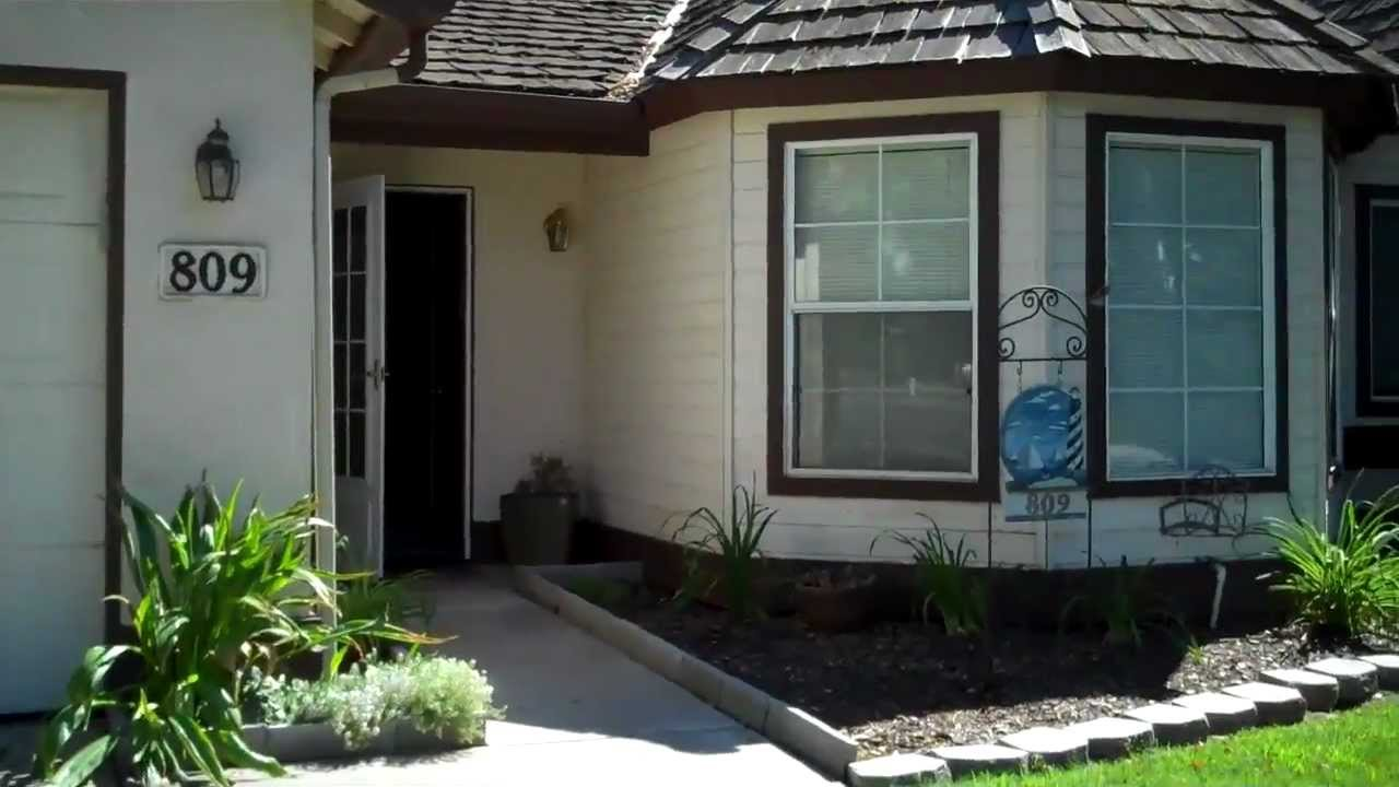 North Hanford California Home With Pool For Rent Youtube