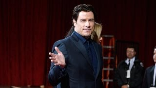 John Travolta Speaks Out about Idina Menzel Flub