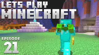 iJevin Plays Minecraft - Ep. 21: INSANELY RARE MOB! (1.15 Minecraft Let's Play)