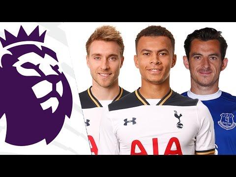 Đội hình Ngoại hạng vòng 20 | Premier League 2016/17