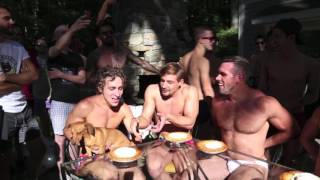 Inside the CockyBoys 10th-Birthday Pool Party!