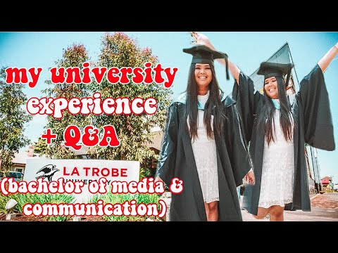 My University Experience + What's Next (Q&A) | Bachelor of Media & Communication