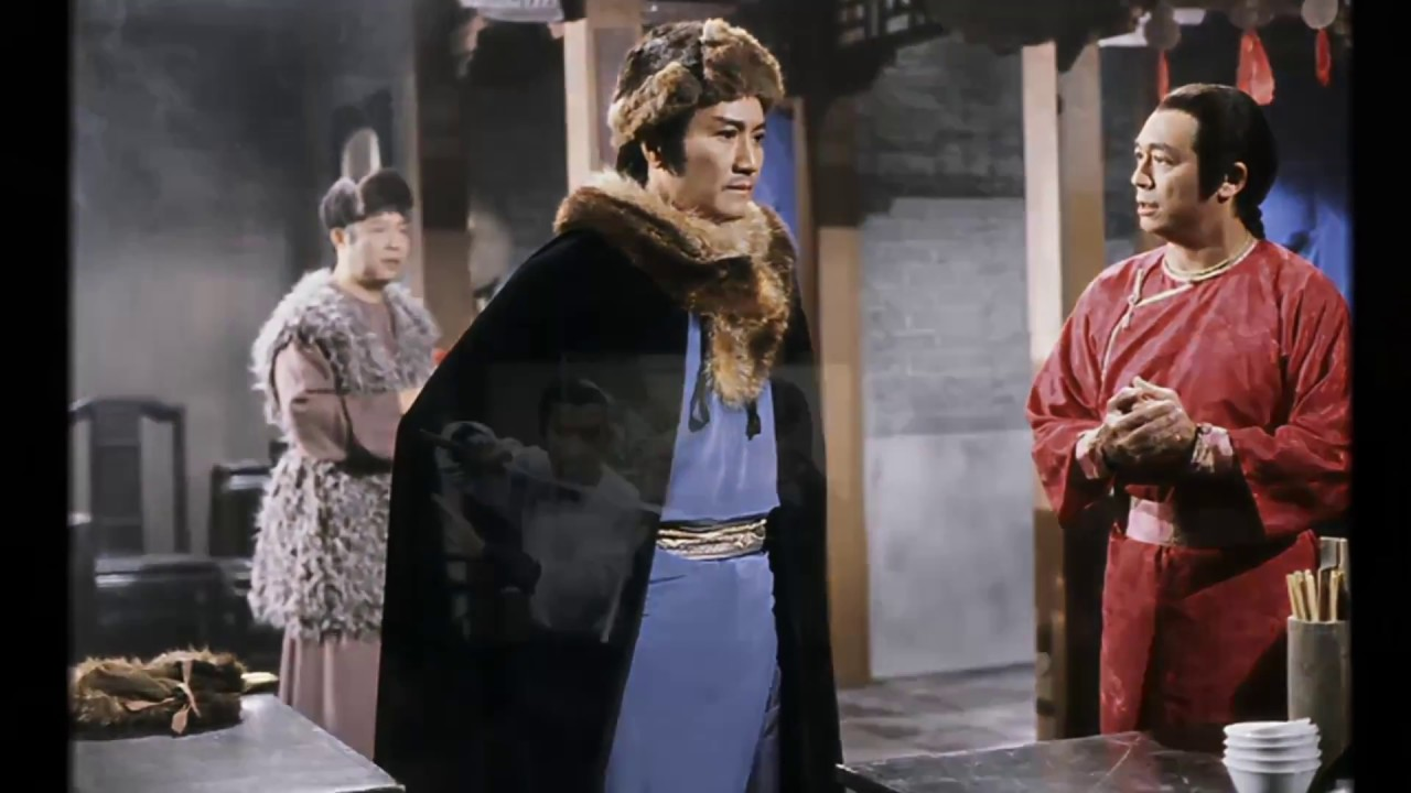 ~飛雪~〈雪山飛狐〉1985《雪山飛狐》