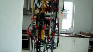 Very Precise Knex Grandfather Clock (no Motor)