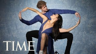Ice Dancers Madison Chock & Evan Bates On Their Partnership, Olympic Ideals | Meet Team USA | TIME