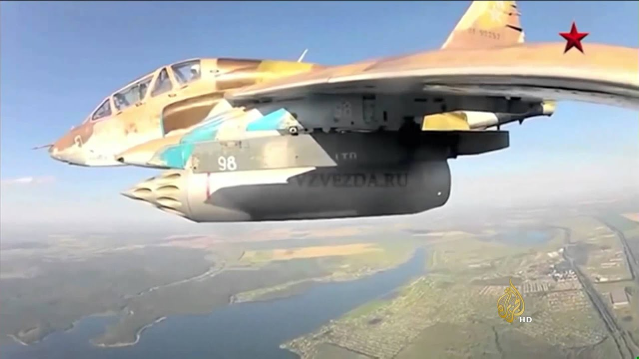 الجزيرة: أكثر من ألفي طلعة جوية روسية تخلف 1700 قتيل