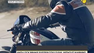 Harley-Davidson recalling 251,000 motorcycles worldwide