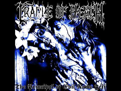 Cradle of Filth - Of Mist and Midnight Skies (RARE 1993 Demo)