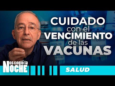 VENCIMIENTO DE VACUNAS, Cuidado, Oswaldo Restrepo - Nos Cogió La Noche