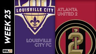 Louisville City FC vs. Atlanta United 2: August 11th, 2019
