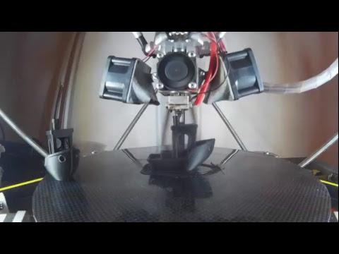 3D Printing Live speed test