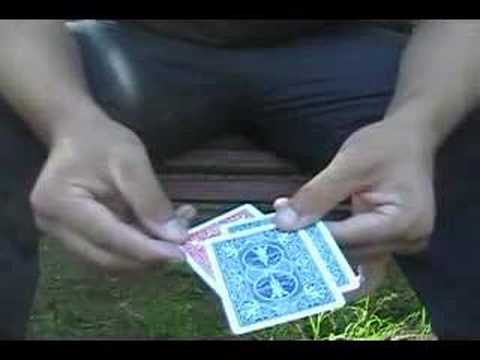 The I Hate David Copperfield Card Trick By Geoff Williams