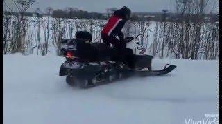 Снегоход STELS S800 Росомаха.2(, 2015-12-06T10:14:50.000Z)