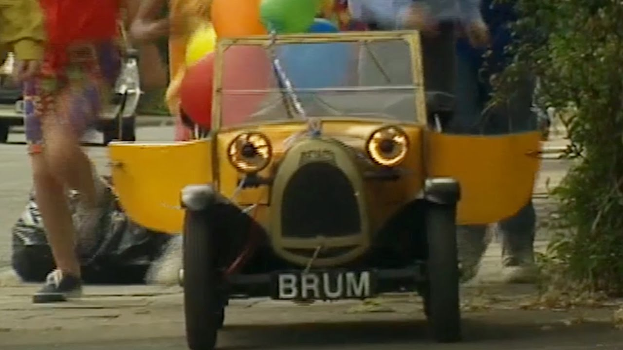 Brum Brum And The Street Party Kids Show Full Episode