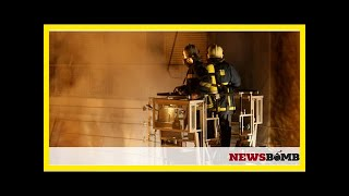 Φωτιά τωρα: μεγάλη πυρκαγιά σε κτίριο στο κέντρο της αθήνας
