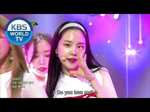 Apink - I'm so sick | 에이핑크 - 1도 없어 [Music Bank Hot Stage / 2018.07.13]