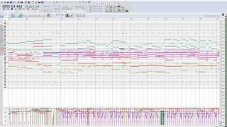 ♪ maboroshi / 嵐  耳コピ MIDI