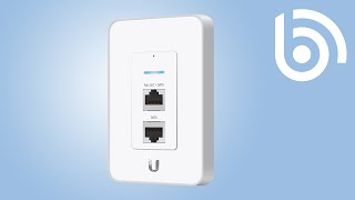 ubiquiti uap iw unifi in wall access point introduction
