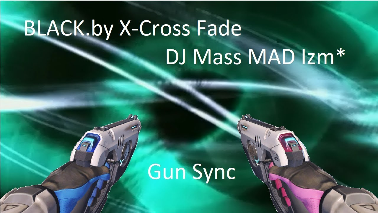 #COTS Round 2 Gun Sync - BLACK.by X-Cross Fade