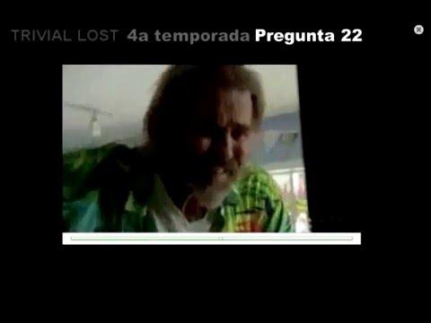 Trivial de la cuarta temporada de Lost - YouTube