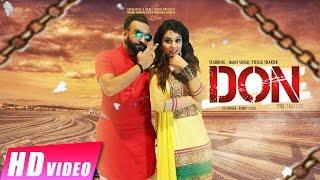 New Punjabi Songs 2016 || Don The Trailer || Mani Singh Feat Bhinda Aujla || Latest Punjabi Video