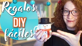 Ideas para regalos DIY fáciles | NAVIDAD