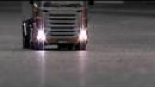 Tamiya RC Truck Scania
