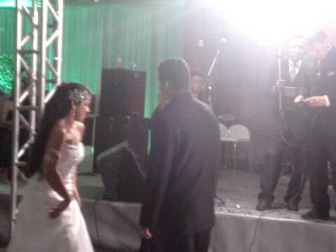 Casamento de Leury
