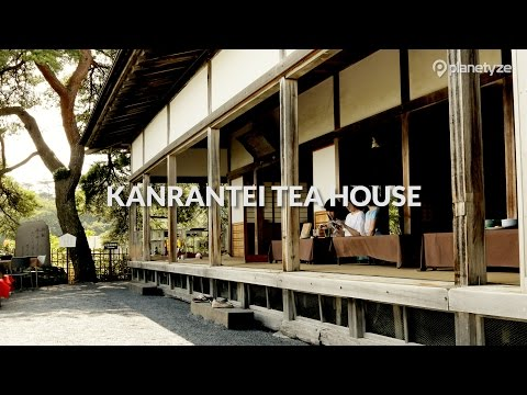 Kanrantei Tea House, Miyagi | One Minute Japan Travel Guide