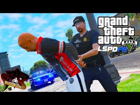 Fugitive!◆LSPDFR GTA 5 Federal Marshall Patrol◆Noose Field Ops◆Real Life Police Mods Video