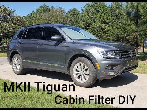 2018-19 VW Tiguan | Cabin Filter DIY