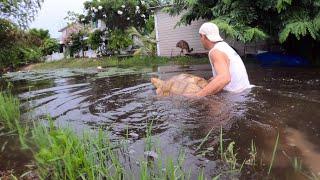 Nos inundamos!!!!!!