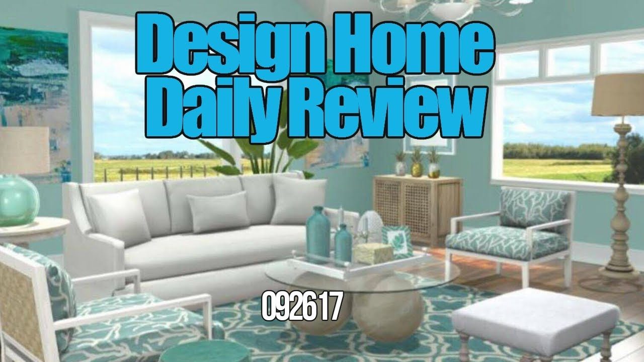 Design Home Daily Review - Daily PLUS DESIGN HOME GLITCH - YouTube