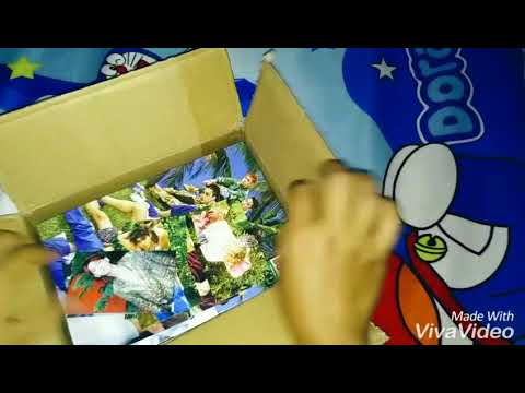 UNBOXING ALBUM EXO KOKOBOP - A, B, and PRIVATE VERSION
