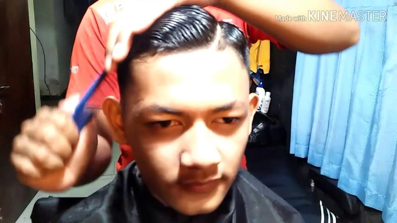 Gaya rambut anak SMA/SMK 2020 - YouTube