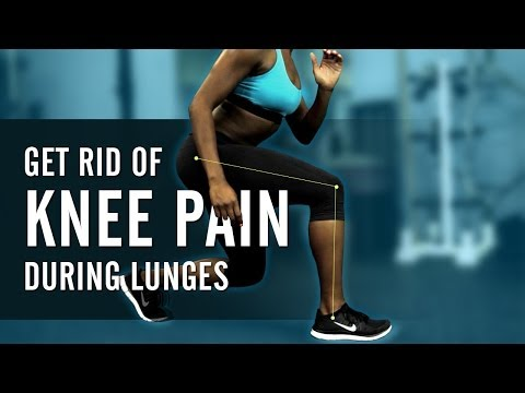 Why Do My Knees Hurt During Lunges?