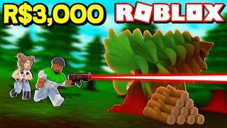 BUYING THE BEST TOOL IN THE GAME!! | Roblox Wood Chopping Simulator