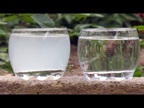 ХЛОР в ПИТЬЕВОЙ воде