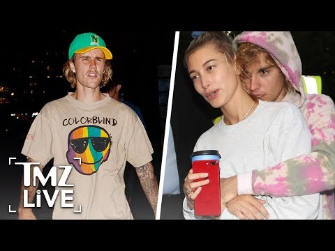 Bieber & Hailey Lawyer Up For Prenup | TMZ Live