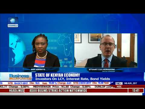 Examining Kenyan Economy Before Hotly Contested Election l Business Incorporated l