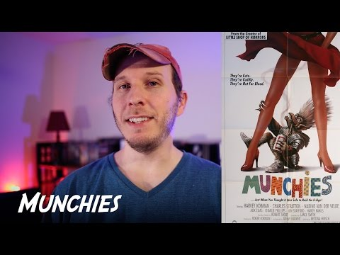 MUNCHIES 1987 HORROR MOVIE REVIEW *NO SPOILERS*