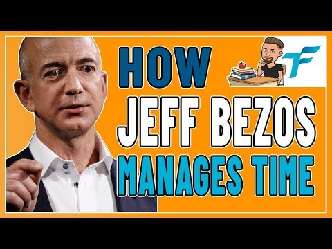 how-jeff-bezos-manages-time
