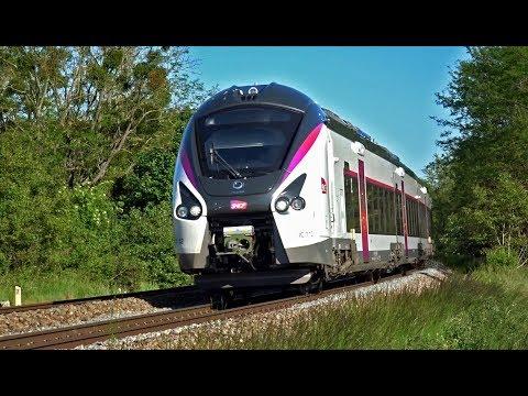 Les Trains De La Ligne 4