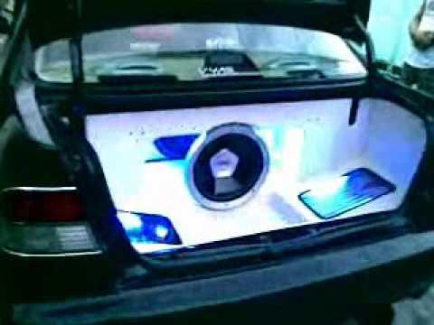 Modified Nissan Sentra SR20DET - YouTube