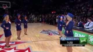 James White - 2013 NBA Slam Dunk Contest Video