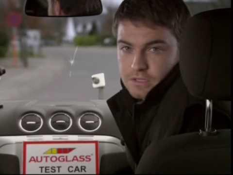 Auto Glass advert - 2008