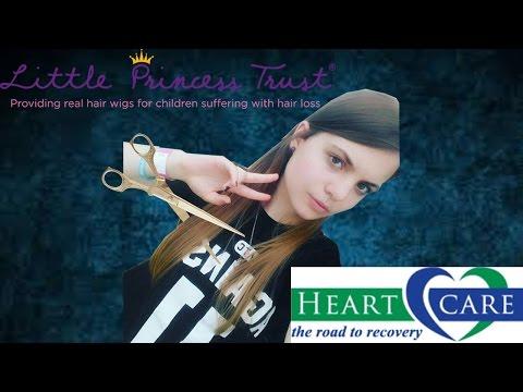 Charity Hair Cut Livestream