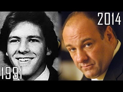 James Gandolfini 19912014 all movies list from 1991! How much has changed? Before and After!