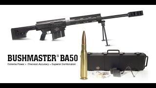 Day of reckoning - Bushmaster BA50